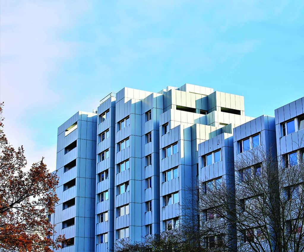 An Image of a Skyscraper - architecture